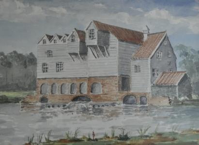 Horstead Mill