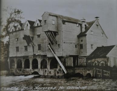 Horstead Mill, photograph
