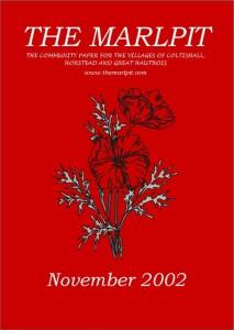 Marlpit 2002.11 November  FP