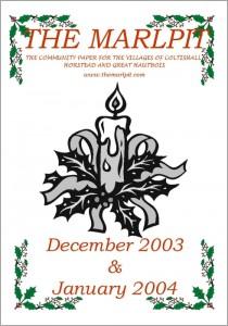 Marlpit 2003.12 December FP