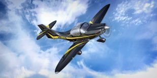 SWIFT: Return of Special Light Aircraft toColtishall?